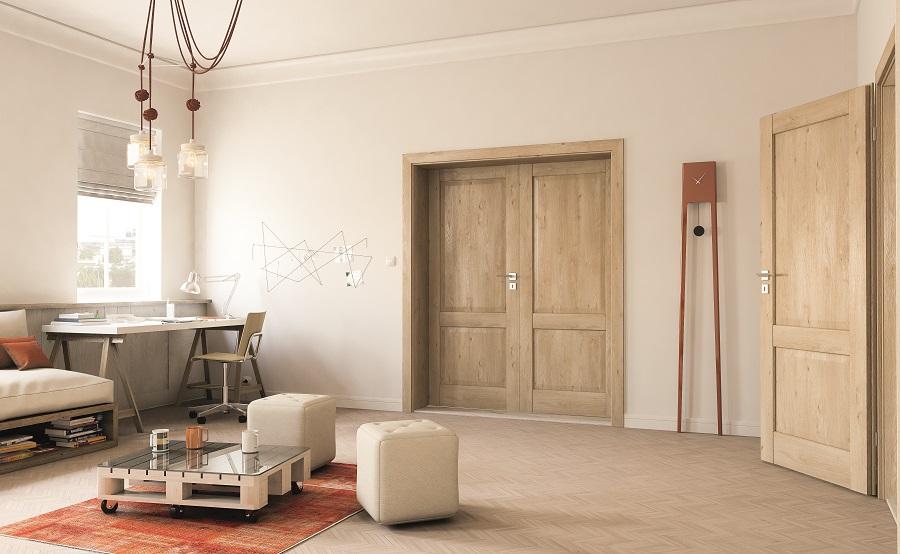 Интериорни врати Porta BALANCE Мед от акация #12545