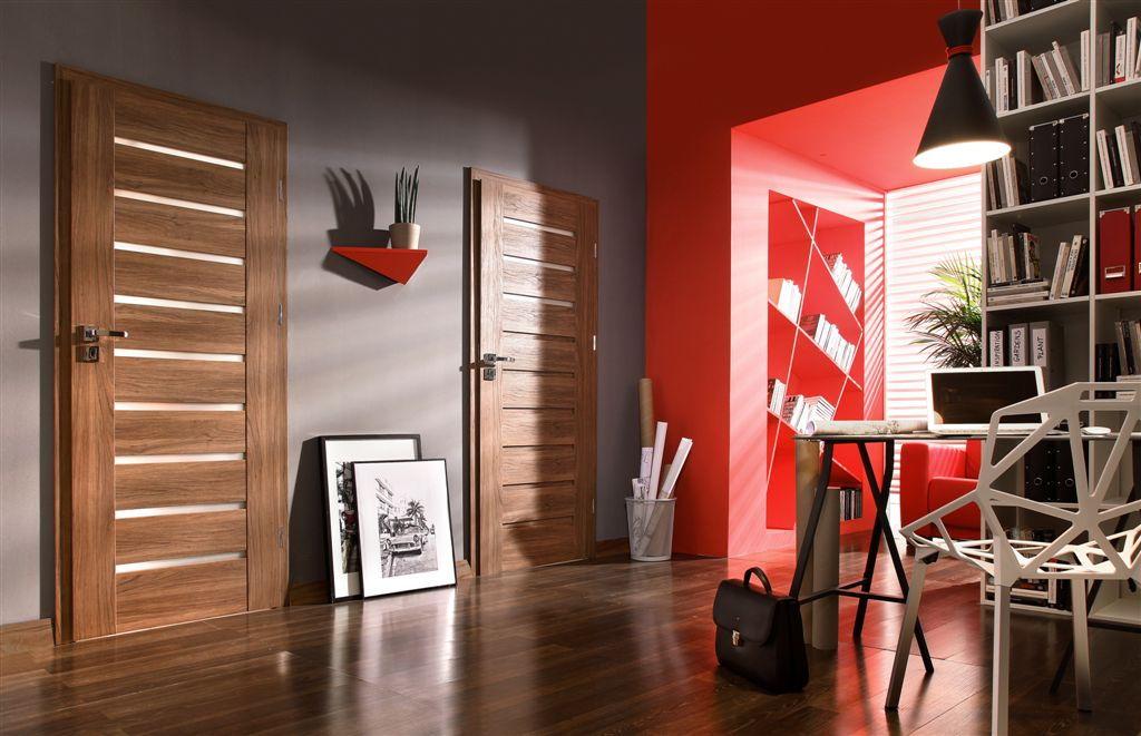 Интериорни врати Porta CONCEPT Орех 2 #12724