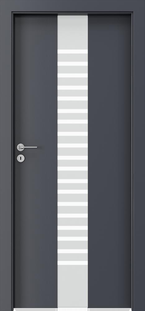 Porta FOCUS  Антрацитен HPL CPL