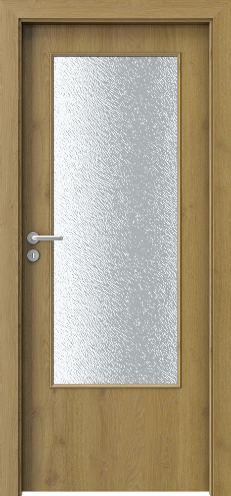 Porta DECOR Narrow Light 3D Перфект