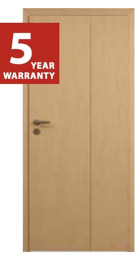 Врата хармоника Porta SYSTEM Alpha 1 Антрацитен HPL CPL