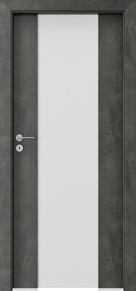 Porta FOCUS  Тъмен бетон