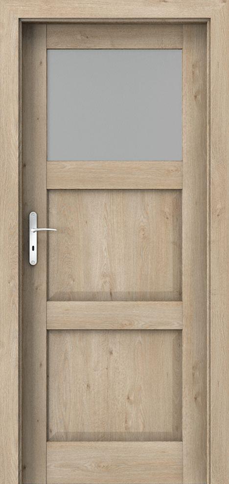 Porta BALANCE A.1 Класически дъб