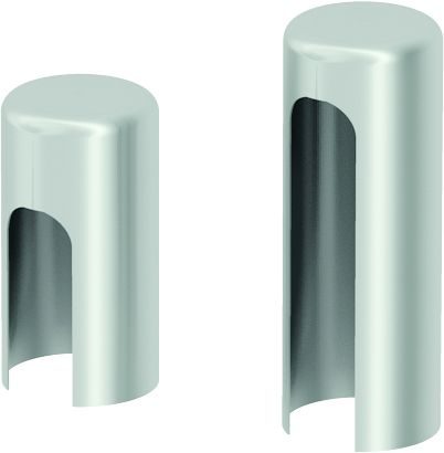 Covers for hinges standard for interior doors (set per one hinge)