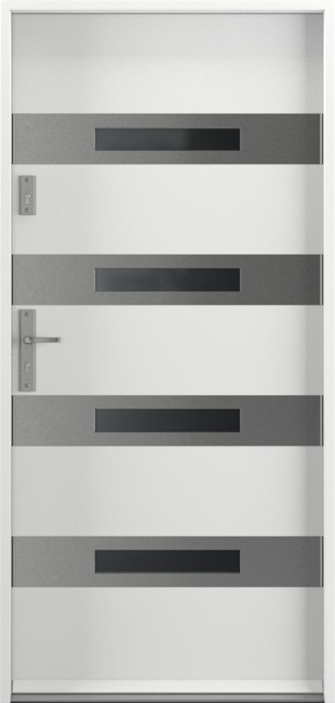 PVC Бяло