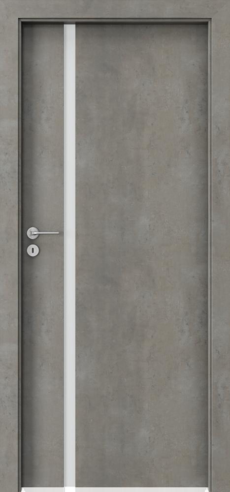 Porta FOCUS  Светъл бетон