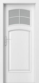 Интериорни врати пловдив Porta NOVA 6.5 бял