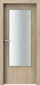 Интериорни врати Porta DECOR Narrow Light Класически дъб