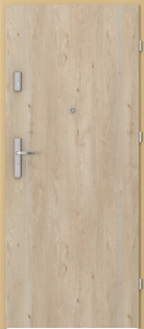 Вътрешни входни врати AGATE Plus Marquetry 1 Класически дъб