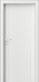 Интериорни врати бял