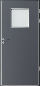 Пожароустойчиви Врати ENDURO 2 Антрацитен HPL CPL