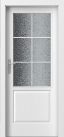 Интериорни врати VIENNA Sash Бяло