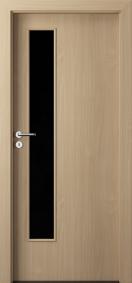 Интериорни врати Porta DECOR Narrow Light Бавария Бук