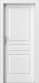 Интериорни врати VIENNA Solid Бяло