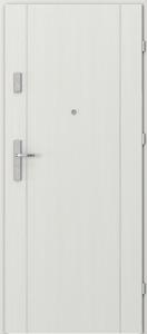 Вътрешни входни врати AGATE Plus Marquetry 1 Уенге Уайт