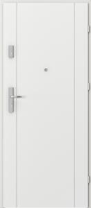 Вътрешни входни врати AGATE Plus Marquetry 1 бял