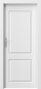 Класически интериорни врати Porta ROYAL Small Light бял