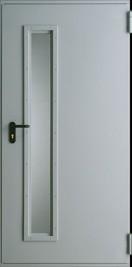 Пожароустойчиви Врати Metal EI 30 3 Сив Евроинвест (RAL 7047)