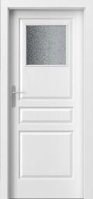 Интериорни врати VIENNA Small Light Бяло