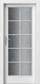 Интериорни врати VIENNA Large Sash Бяло