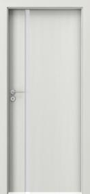 Интериорни врати Porta FOCUS Уенге Уайт