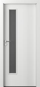 Интериорни врати пловдив Nova CPL Laminated бял