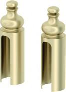 Аксесоар Hinges and hinge covers Covers for Villadora hinges (set per one hinge) golden matt Златен мат