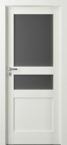 Интериорни врати бургас Porta GRANDE Естествен фурнир Сатен