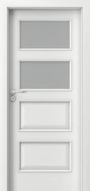 Интериорни врати Nova CPL Laminated 5.3 бял