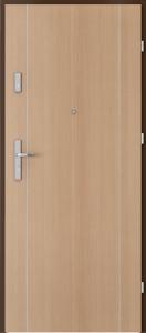 Вътрешни входни врати AGATE Plus Marquetry 1 Бук Порта