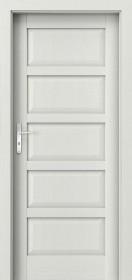 Класически интериорни врати Porta BALANCE C.0 Уенге Уайт