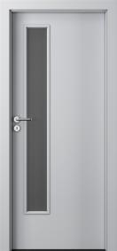 Интериорни врати Nova CPL Laminated Сиво Евроинвест