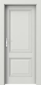 Класически интериорни врати Villadora RETRO Естествен фурнир Сатен