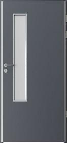 Пожароустойчиви Врати ENDURO 3 Антрацитен HPL CPL