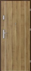 Вътрешни входни врати AGATE Plus Marquetry 1 Мед от акация