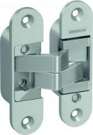 Аксесоар Hinges and hinge covers 3D hinge – door leaf and door frame part silver matt Сребърен мат