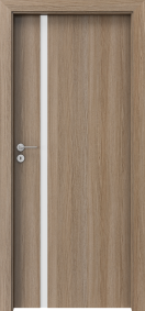 Плъзгащи интериорни врати Porta FOCUS Дъб Милано 2