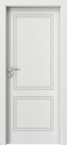 Интериорни врати Porta VECTOR Акрилна боя