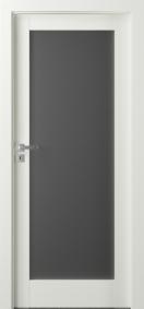Интериорни врати Porta GRANDE Естествен фурнир Сатен