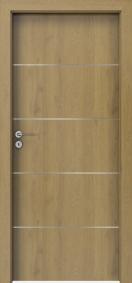 Интериорни врати Porta LINE CPL Дърво 1
