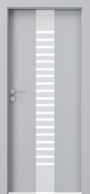Интериорни врати Porta FOCUS Сиво Евроинвест