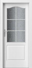 Интериорни врати LONDON Модел B Бяло