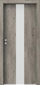 Интериорни врати бургас Porta FOCUS Сибирски дъб
