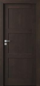 Класически интериорни врати Porta GRANDE черно