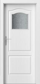 Интериорни врати LONDON Модел О Бяло