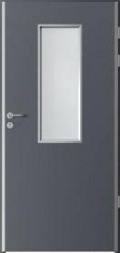 Пожароустойчиви Врати ENDURO 1 Антрацитен HPL CPL