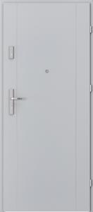 Вътрешни входни врати AGATE Plus Marquetry 1 Сиво Евроинвест