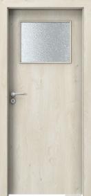 Интериорни врати Porta DECOR Narrow Light Скандинавски дъб