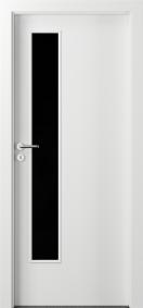 Интериорни врати Porta DECOR Narrow Light бял