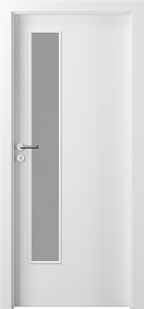 Интериорни врати MINIMAX Модел L Бяло